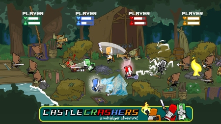 'Castle Crashers'