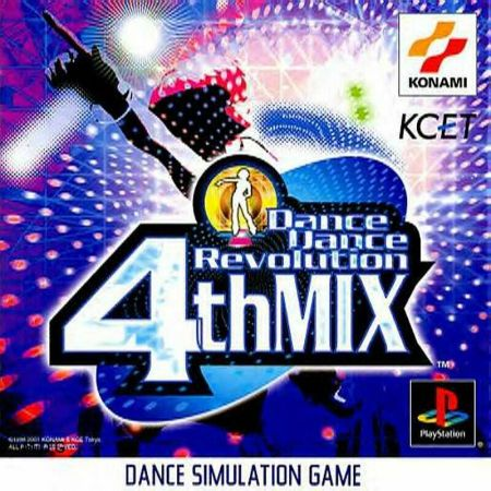 Dance-dance-revolution-4mix-PSX